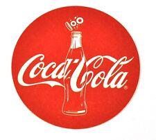 Coca-Cola Coca Cola Sottobicchieri di birra USA Motivo Bottiglia 100