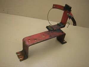 Wheel Horse D-250 Tractor Mower Battery Compensating Tank Support Bracket