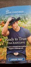 Hearts of Oklahoma Ser.: Ready to Trust by Tina Radcliffe (2020, Mass Market)