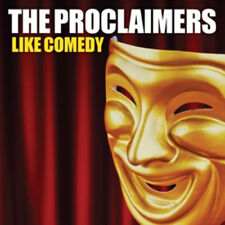 The Proclaimers : Like Comedy CD Deluxe  Album 2 discs (2012) ***NEW***