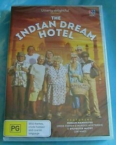THE INDIAN DREAM HOTEL DVD NEW SEALED Region 4 see below