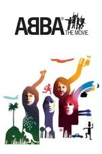 ABBA 'ABBA - THE MOVIE' DVD NEW+ !!!!!!!!!