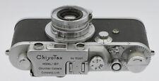 CHIYOTAX MODEL III F Chiyotax Camera Co Ltd vers 1954 Obj Hexar Konishiroku 3,5