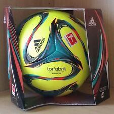 Adidas Matchball Torfabrik 2014/15 Winter Soccer Ballon Footgolf Voetbal Pallone