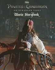 Pirates of the Caribbean: On Stranger Tides Movie Storybook-ExLibrary