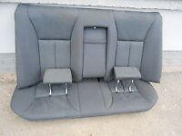 Sitz Rücksitzbank komplett Mercedes Benz W210 E-Klasse Limousine Bj.1995-1999