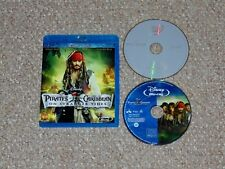 Pirates of the Caribbean: On Stranger Tides Blu-ray/DVD Combo 2011 Johnny Depp