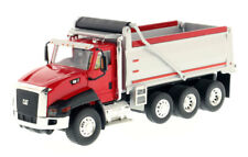 Caterpillar 1/50 Diecast CT660 Dump Truck in Red Construction Vehicle Toys Gifts