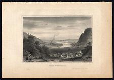Antique Print-WESTPHALIA-PORTA WESTFALICA-GERMANY-Schucking-Mayer-1872