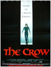 THE CROW Affiche Cinéma / Movie Poster BRANDON LEE