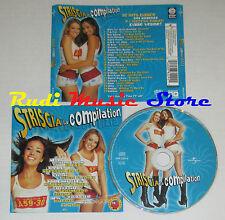 CD STRISCIA LA COMPILATION 2003 KYLIE MINOGUE GABRY PONTE*T.A.T.U.NEJA(C24)mc*lp