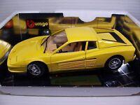 1:18 Ferrari Testarossa   -  BBurago - 3L 050