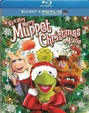Its a Very Merry Muppet Christmas Movie Blu-ray