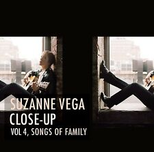 SUZANNE VEGA - CLOSE-UP 4:SONGS OF FAMILY  CD NEU