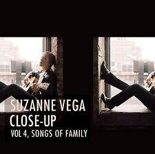 SUZANNE VEGA - CLOSE-UP 4:SONGS OF FAMILY  CD NEU