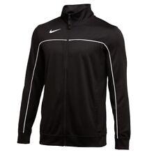 NIKE Mens Rivalry Full Zip Jacket   Black   L   AT5300-012   NWT