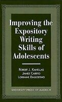 Improving The Expository la Escritura Habilidades De Adolescentes Robert J.