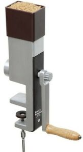 VK BRANDS VKP1012 Hand Crank Grain Mill With Clamp Base
