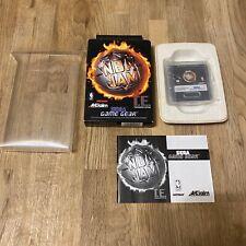 NBA Jam TE T.E. Tournament Edition * Complete * SEGA Game Gear * Boxed