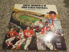 Woody Hayes signed autographed Ohio State Buckeyes Tribute to Woody Hayes