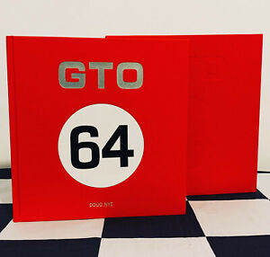 THE STORY OF FERRARI'S 250 GTO/64 LIMITED EDITION BOOK OF 1000 SERIES 2 1964 LM