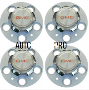 "NEW GMC C15 C1500 TRUCK JIMMY 5 LUG 15"" 15x8 15x7 RALLY WHEEL HUB CENTER CAPS"