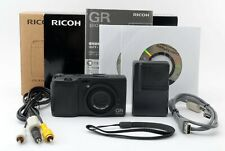Ricoh GR digital  8.1MP Digital Camera compact from japan Excellent+++++