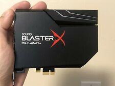 Creative Sound BlasterX AE-5 PCIe Sound Card (Black) (Card Only)