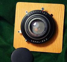C.P. Goerz Dagor 12 inch f6.8 Lens, Copal No.3 Shutter, 8x10