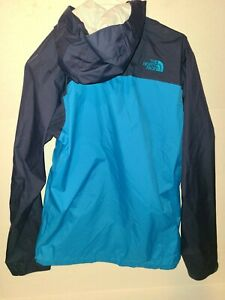 The North Face Mens Allproof Stretch Jacket size small blue