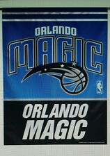"Orlando Magic 27"" X 37"" Blue-Black Vertical Banner Flag"