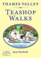 (Good)-Thames Valley Teashop Walks (Paperback)-Jean Patefield-1853065471