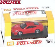 Vollmer Cars H0 41611 Porsche 911 Carrera S rot - NEU + OVP #V1