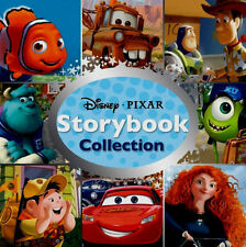 Disney Pixar Collection Book Cars Monster Universe Toy Story 3 Brave Up Nemo