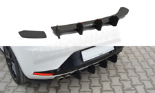 Seat Leon 3 FR Diffusor Heckdiffusor Heckansatz Stoßstange Heckschürze 5F III