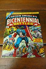Marvel Treasury Special: Captain America's Bicentennial Battles #1 NM High Grade