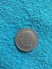 2 DM 2 Deutsche 2 Mark 1958 F MAX PLANCK ** Prägebuchstabe F ** 2-Mark-Stück