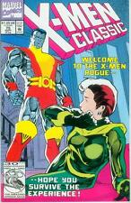 X-MEN CLASSIC # 75 (réimpressions Uncanny X-Men 171) (États-Unis, 1992)