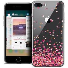 "Coque Crystal Gel Pour iPhone 8 Plus (5.5"") Extra Fine Souple Sweetie Heart Flak"
