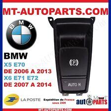 COMMANDE Bouton Frein à Main BMW X5 E70 X6 E71 E72 61319148508 61316975468 NEUF