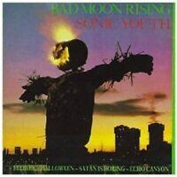 SONIC YOUTH - BAD MOON RISING  CD  12 TRACKS ALTERNATIVE ROCK / NOISE PUNK  NEU