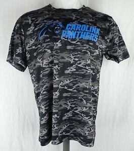 Carolina Panthers NFL Team Apparel Men's Short Sleeve T-shirt