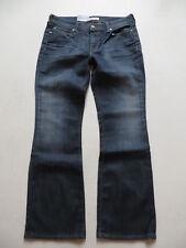 Levi's 572 Bootcut Damen Jeans Hose W 34 /L 32 NEU ! Dark Faded, KULT Waschung !