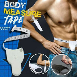 Retractable Body Tape Measure For Measuring Waist Diet Weight Loss Aid Tools