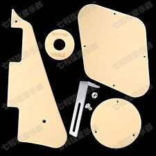 Electric Guitar Pickguard,Cavity Cover,Switch Cover,Pickup Selector Plate,Bracke