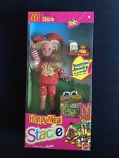 Happy Meal Stacie Barbie Doll ~NEW IN BOX~