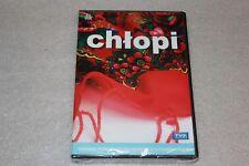 Chłopi  - 5 DVD - POLISH RELEASE NEW POLSKI FILM CHLOPI ENGLISH SUBTITLES