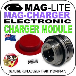 MAGLITE MagCharger 109-000-478 RECHARGEABLE FLASHLIGHT TORCH CHARGING MODULE AU