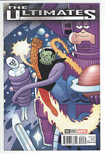 The Ultimates (2015) #2 Fred Hembeck 1 in 10 Variant Cover First Print NM-