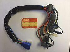 NOS OEM Suzuki Meter Socket Wiring Harness 34173-15510 for GR650, GS550